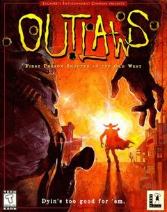 Box art for Outlaws