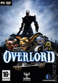 Box art for Overlord II