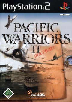 box art for Pacific Warriors II: Dogfight (Dogfight: Battle for the Pacific)