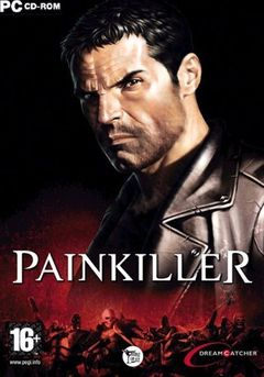 Box art for Painkiller