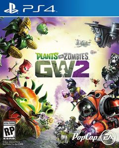 box art for Plants Vs Zombies: Garden Warfare 2