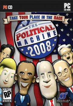 box art for Political Machine