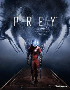 box art for Prey (2017)