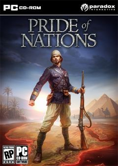 Box art for Pride of Nations
