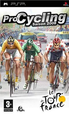 Box art for Pro Cycling Manager - Tour de France 2008