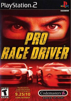 box art for Pro Race Driver
