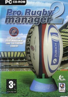 box art for Pro Rugby Manager 2