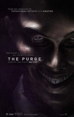 box art for Purge