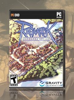 Box art for Ragnarok Online