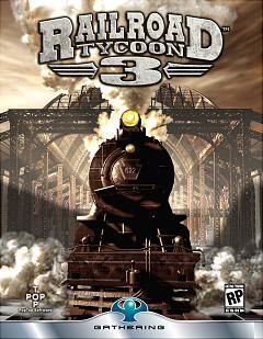 box art for Railroad Tycoon 3