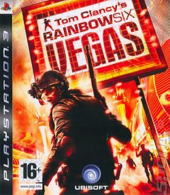 Box art for Rainbow Six: Vegas