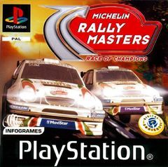 Box art for Rally Masters - Michelin Race of Champions