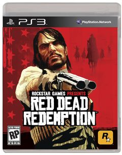 Box art for Red Dead Redemption