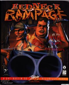 box art for Redneck Rampage
