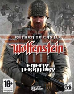 Box art for Return To Castle Wolfenstein Enemy Territory