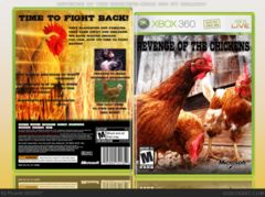 box art for Revenge of the Chicken