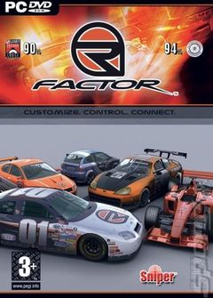 box art for rFactor