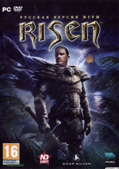 Box art for Risen
