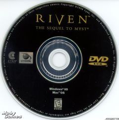 box art for Riven: The Sequel To Myst (dvd Reissue)