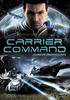 Box art for Rocket Commander