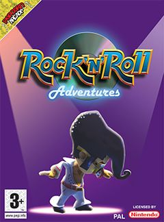 box art for Rock�n�Roll Adventures