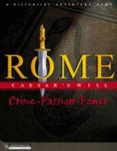 box art for Rome-caesars Will