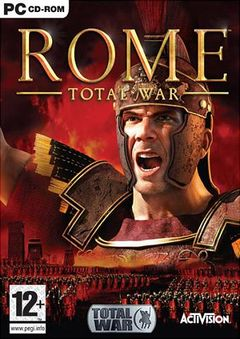 Box art for Rome: Total War