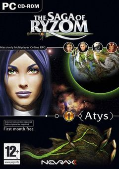 Box art for Saga of Ryzom