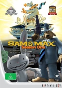 box art for Sam and Max: Season 1 - Culture Shock