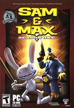 box art for Sam and Max: Season 1 � Situation: Comedy