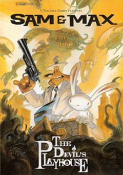 box art for Sam and Max: Season 3 - The Devil�s Playhouse