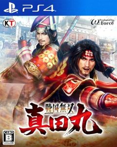 box art for Samurai Warriors: Spirit Of Sanada
