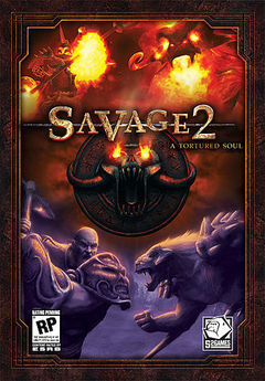 Box art for Savage 2: A Tortured Soul