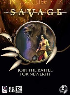 box art for Savage: The Battle for Newerth