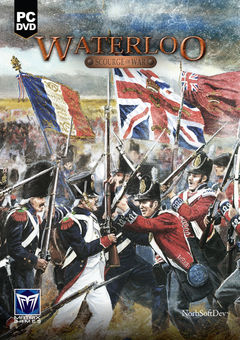 box art for Scourge of War: Waterloo