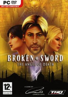 box art for Secrets Of The Ark: A Broken Sword Game