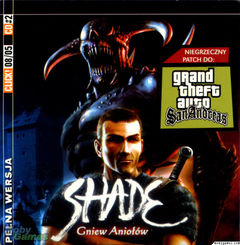 box art for Shade: Wrath of Angels