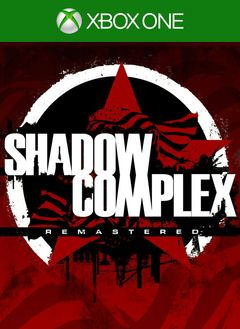 box art for Shadow Complex Remastered
