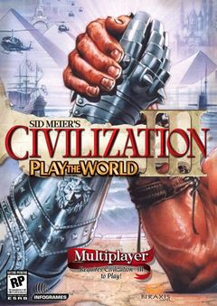 box art for Sid Meiers Civilization III