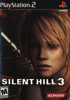 box art for Silent Hill 3