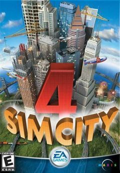 Box art for Simcity 4
