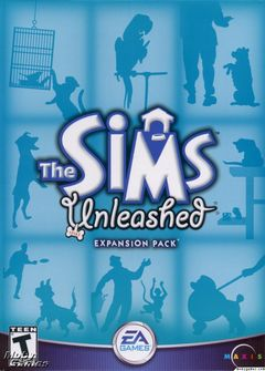 box art for Sims: Unleashed, The