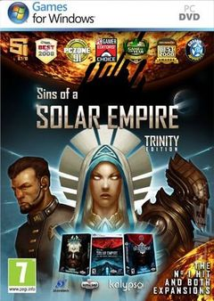 box art for Sins of a Solar Empire: Trinity