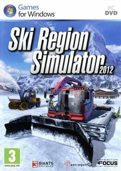 box art for Ski Region Simulator 2012