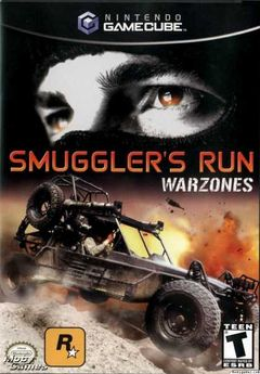 box art for Smugglers 3