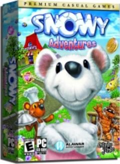 box art for Snowy: Treasure Hunter