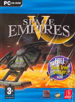 box art for Space Empires V