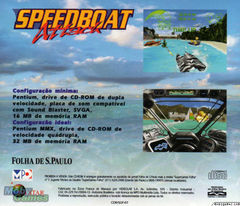 box art for Speedboat Attack