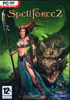 box art for Spellforce 2: Dragon Storm