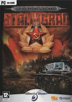 box art for Stalingrad (2005)